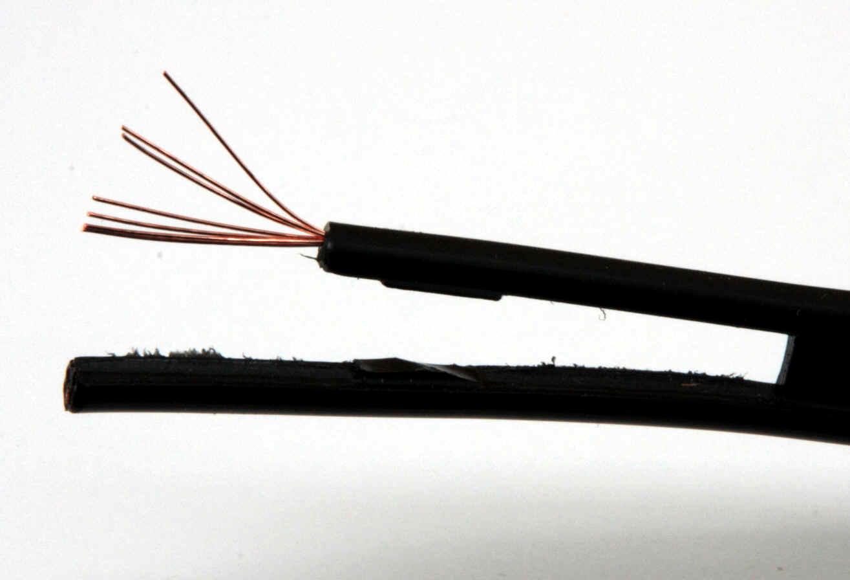 Nett 7 Leiter Kabel Bilder - Schaltplan Serie Circuit Collection ...